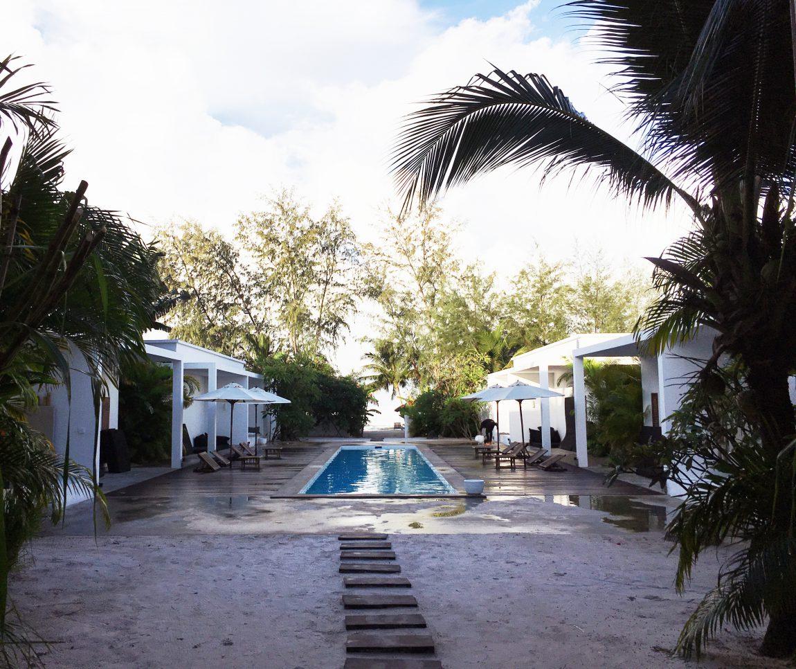 Hotel Tamu Restaurant à Otres Beach